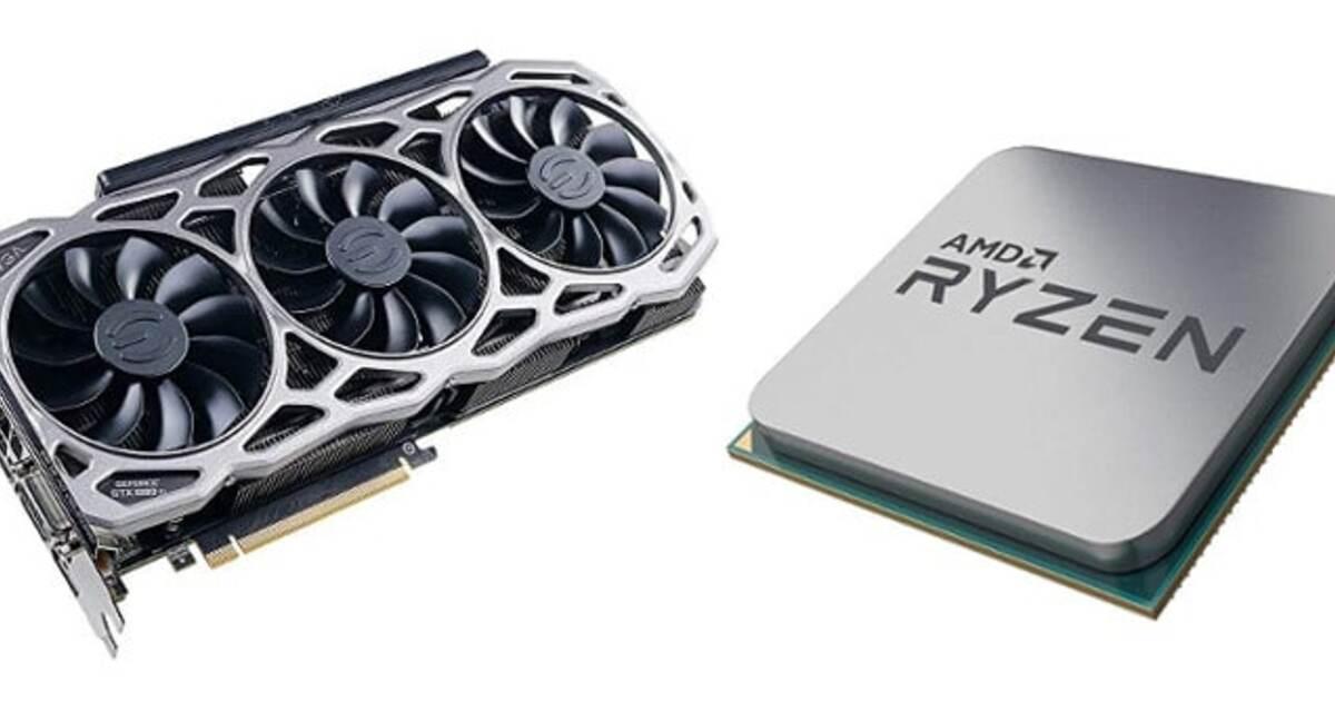 Процессор AMD с мощной встроенной графикой сравнили с младшей видеокартой NVIDIA