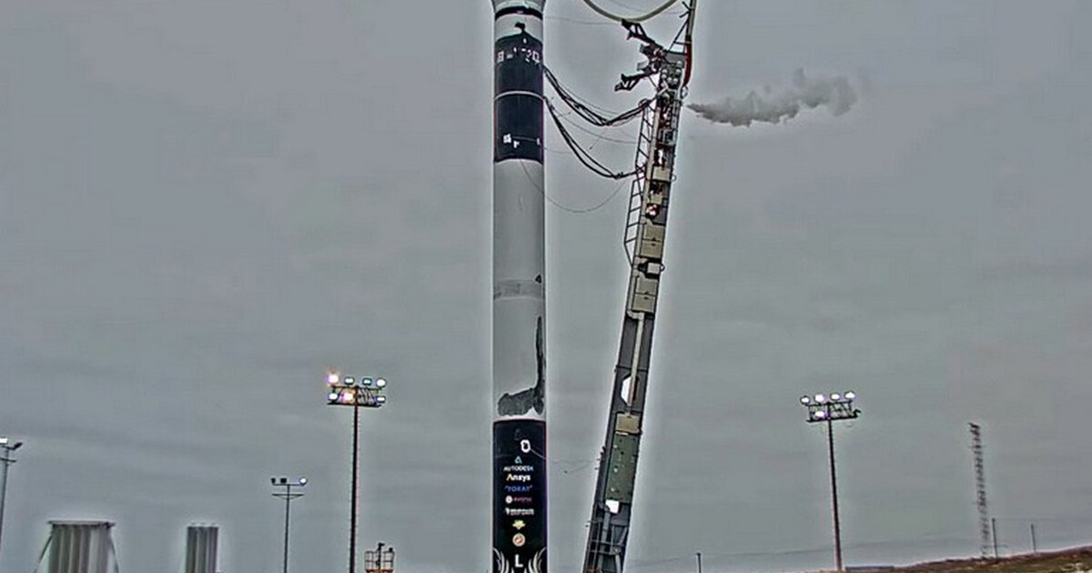 В США испытали первую американо-украинскую космическую ракету