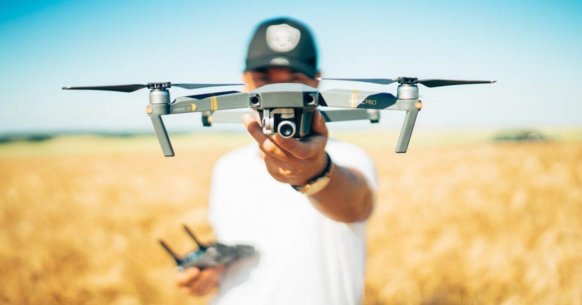 Названы 13 лучших дронов для съёмки фото и видео