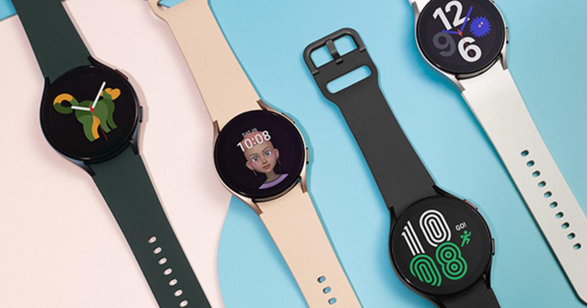 Измеряющие процент жира часы Samsung Galaxy Watch 4 получили первое обновление ещё до релиза