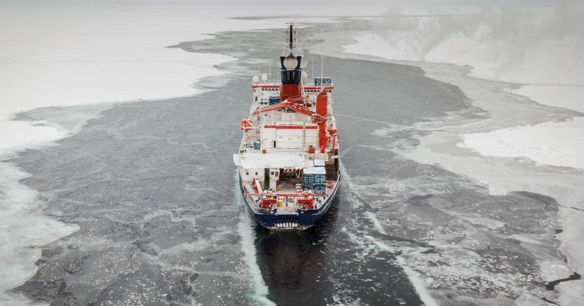 В России появится комплекс для отслеживания морской обстановки в Арктике