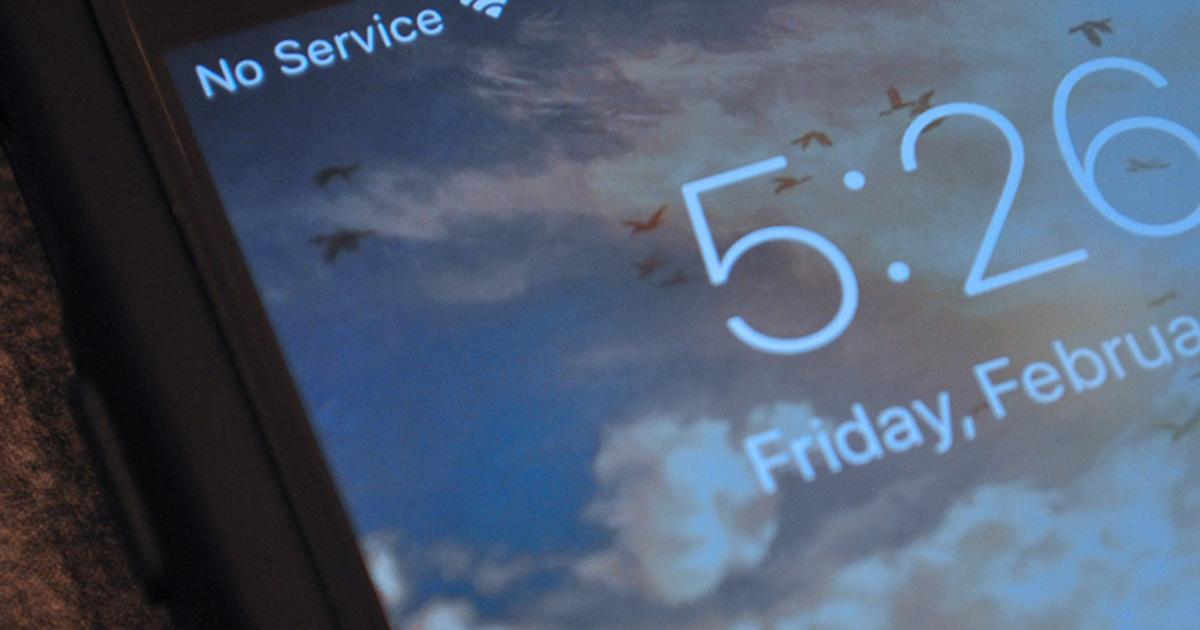 Apple «сломала» мобильную связь на iPhone в последнем обновлении