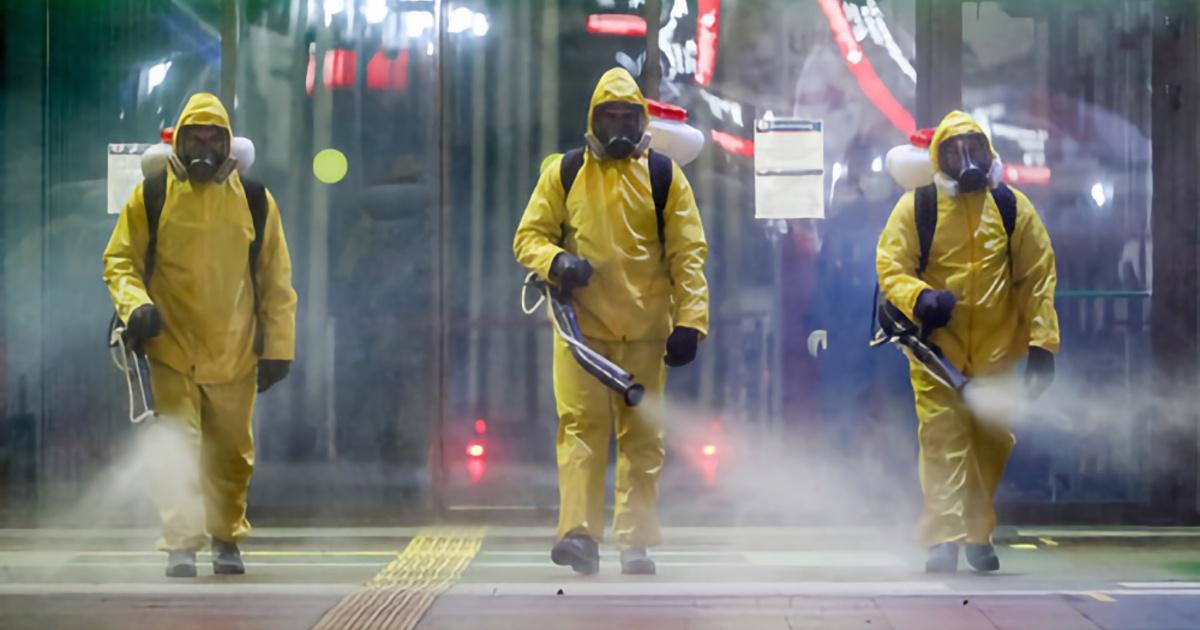 Учёные рассчитали сроки появления пандемии, которая уничтожит человечество