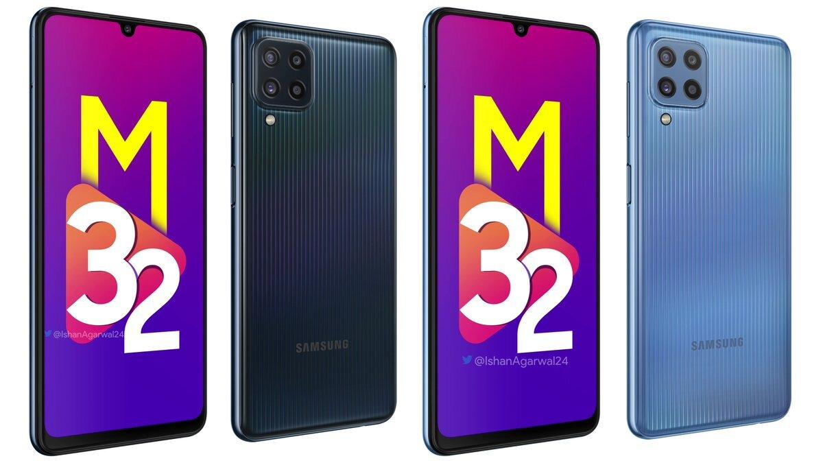 Цена нового бюджетного 5G-смартфона Samsung Galaxy M32 утекла в сеть накануне анонса