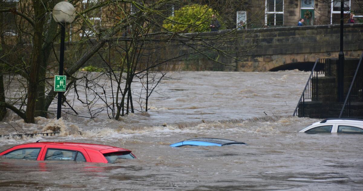 Учёные назвали причину наводнений в Европе