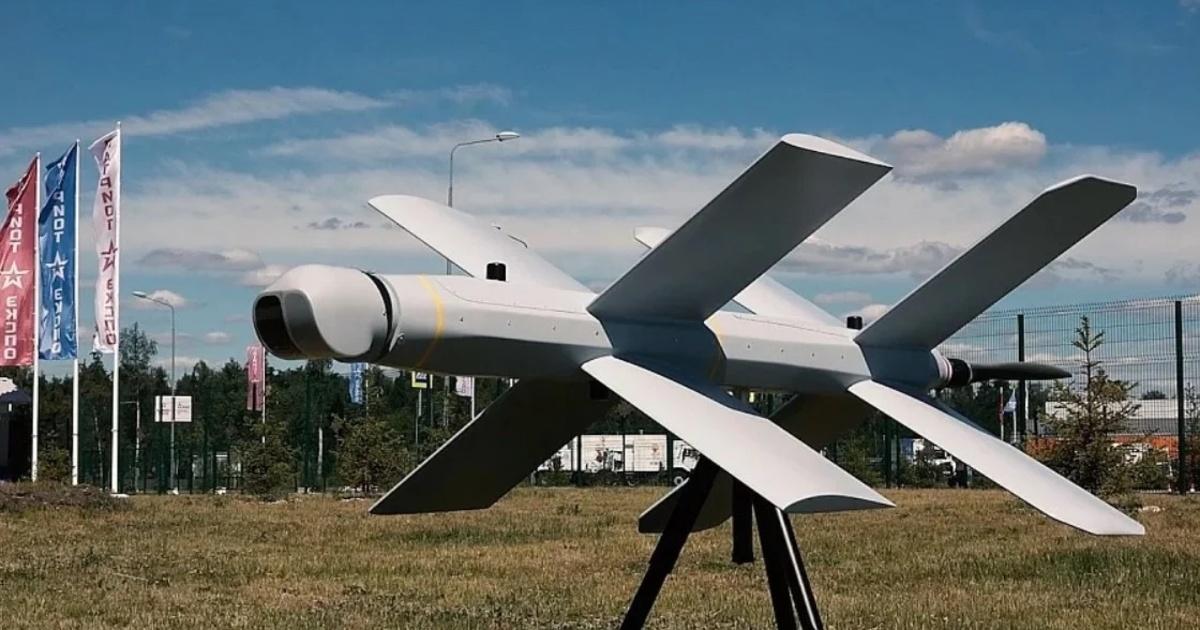 Минобороны РФ утвердило облик новейших дронов-камикадзе