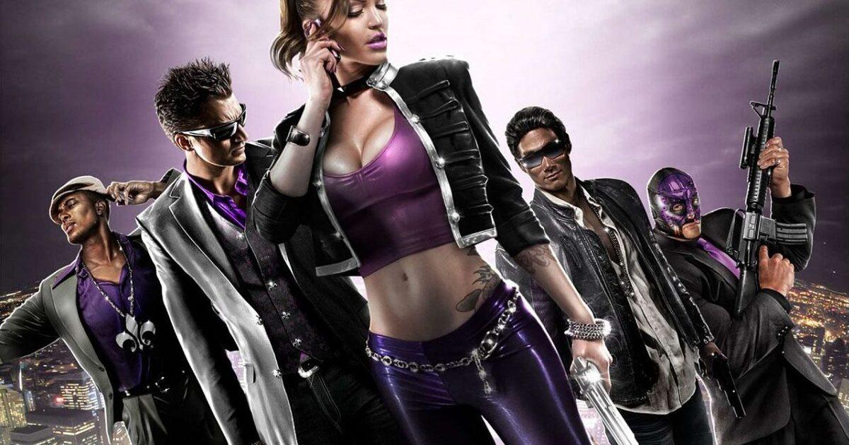 Комедийную игру «в стиле GTA» Saints Row: The Third Remastered временно отдают бесплатно