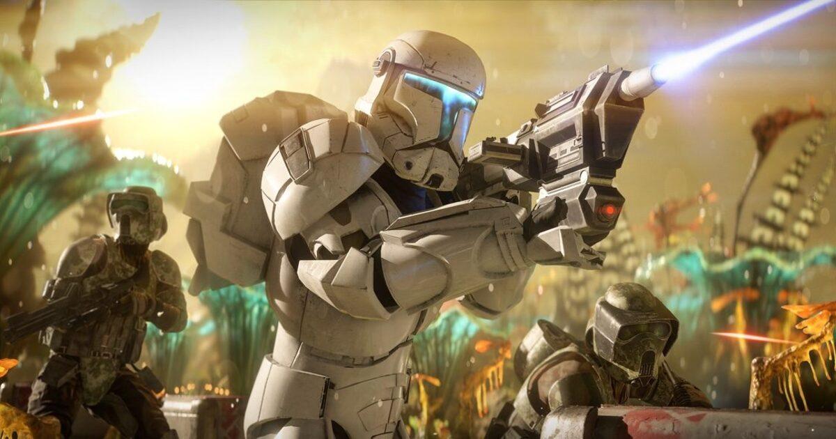 Запущена распродажа игр про «Звездные войны»