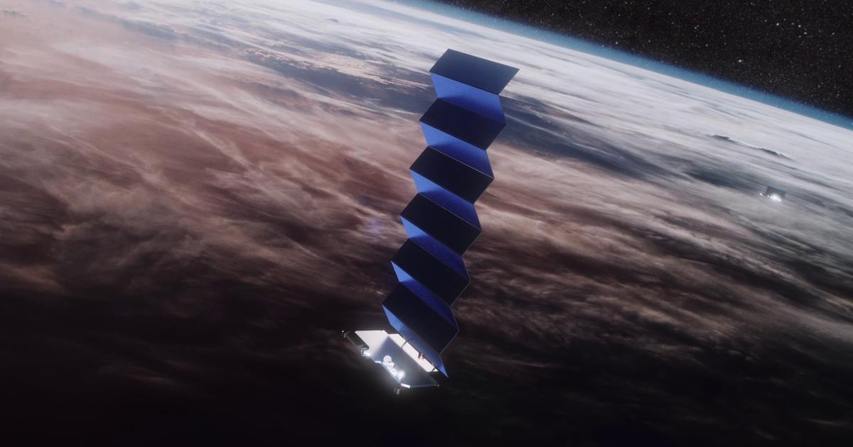 Маск ответил на претензии Безоса об увеличении количества интернет-спутников SpaceX