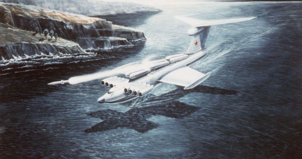 В США воссоздадут советского «морского монстра»