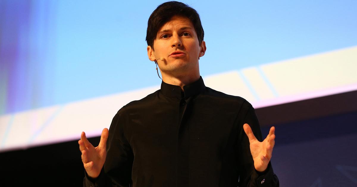 Павел Дуров предупредил о растущей цензуре и слежке со стороны компаний