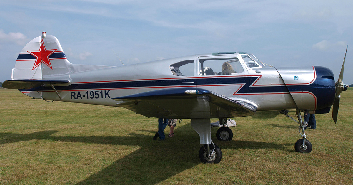 Российский самолёт взлетит на авиадвигателе, который разработан на базе автомобильного