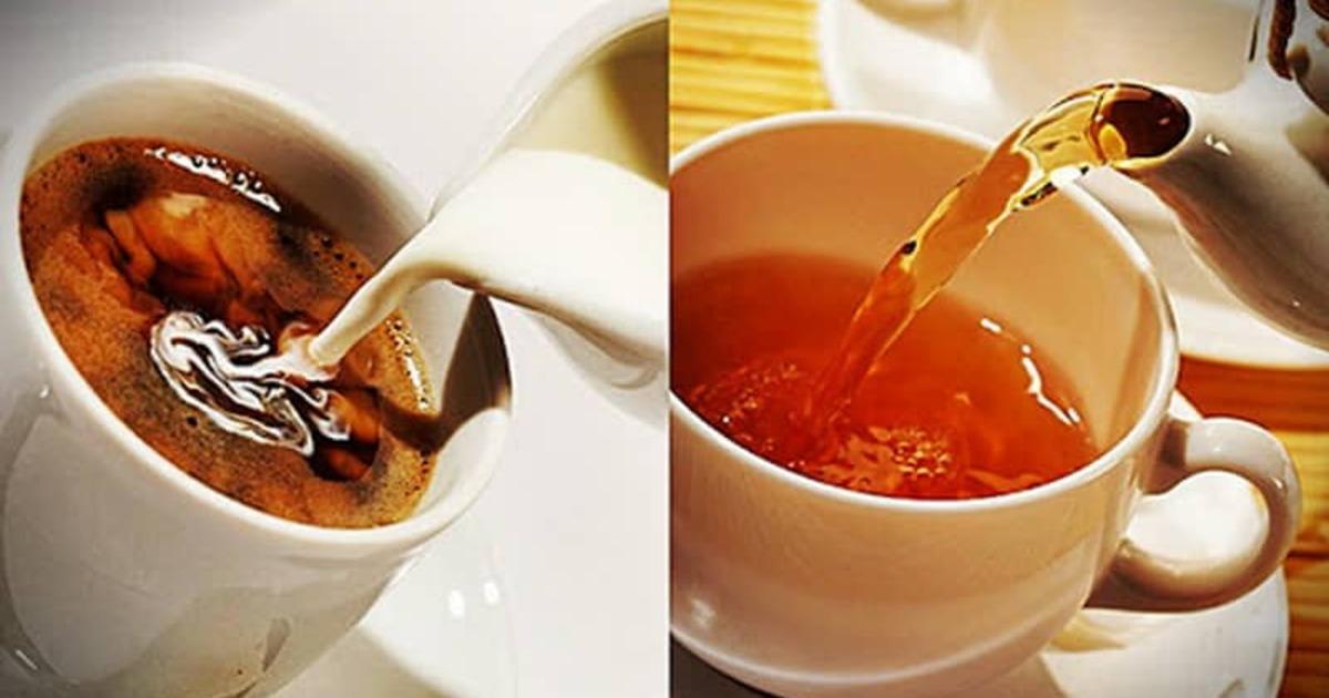 Кофе и черный чай оказались вредными после COVID-19 напитками