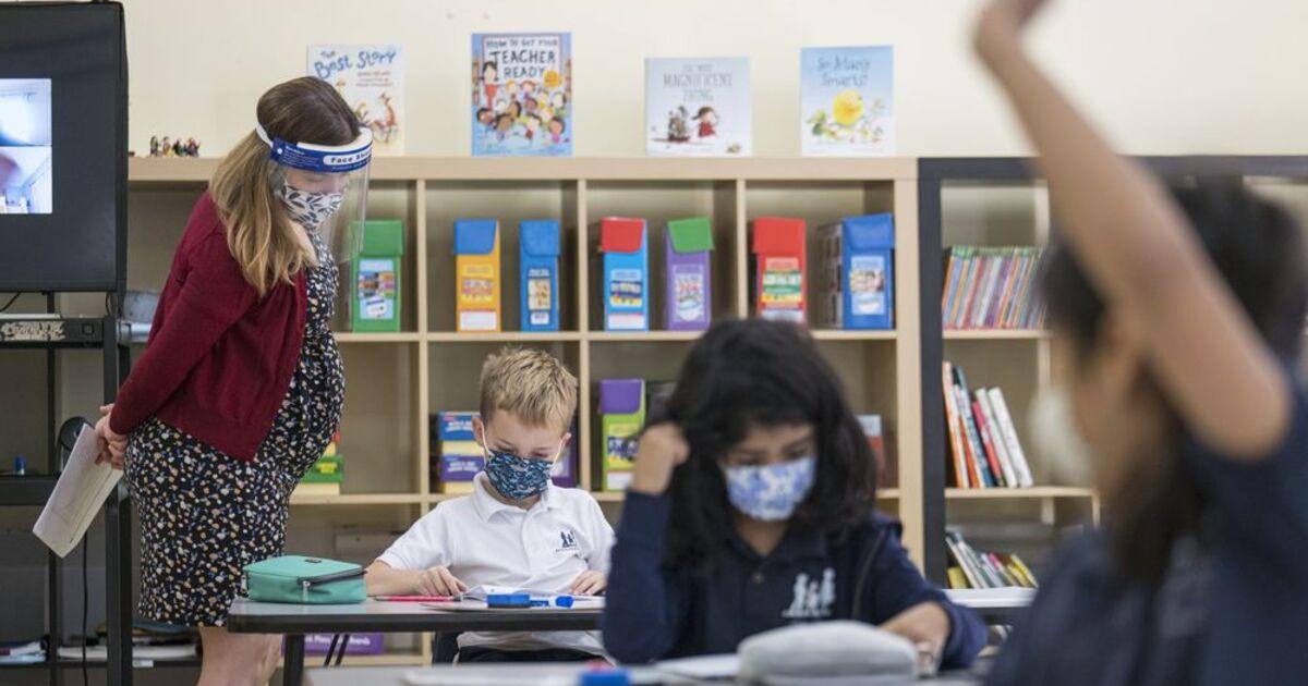 Перечислены 5 эффективных мер профилактики ковида в школах