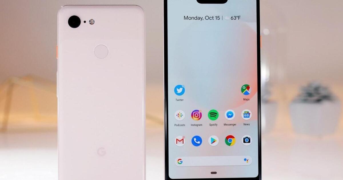 Трёхлетние фирменные смартфоны Google начали массово выходить из строя и требовать перепрошивку