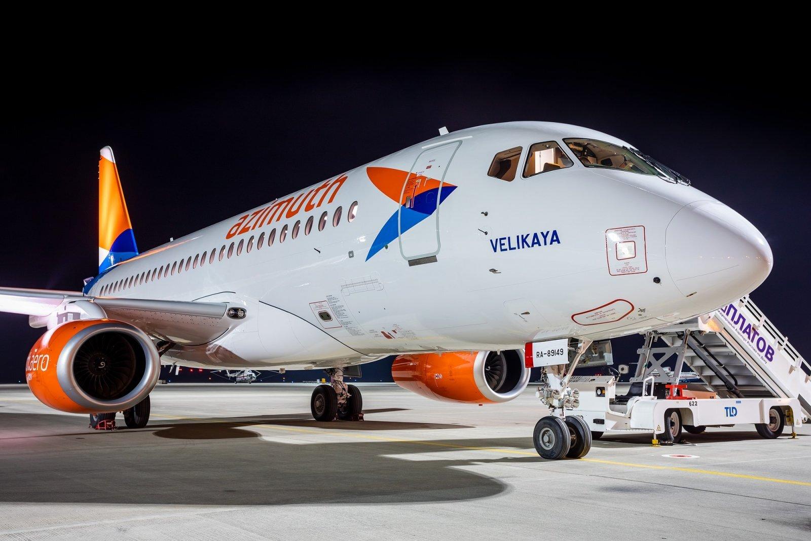 Создатели президентского лимузина Aurus и Sukhoi Superjet совместно выпустят люксовый российский самолёт