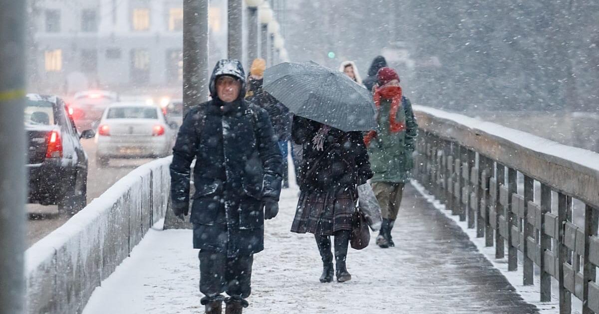 Глобальное потепление стало причиной необычайно холодной зимы 2020-2021 гг.