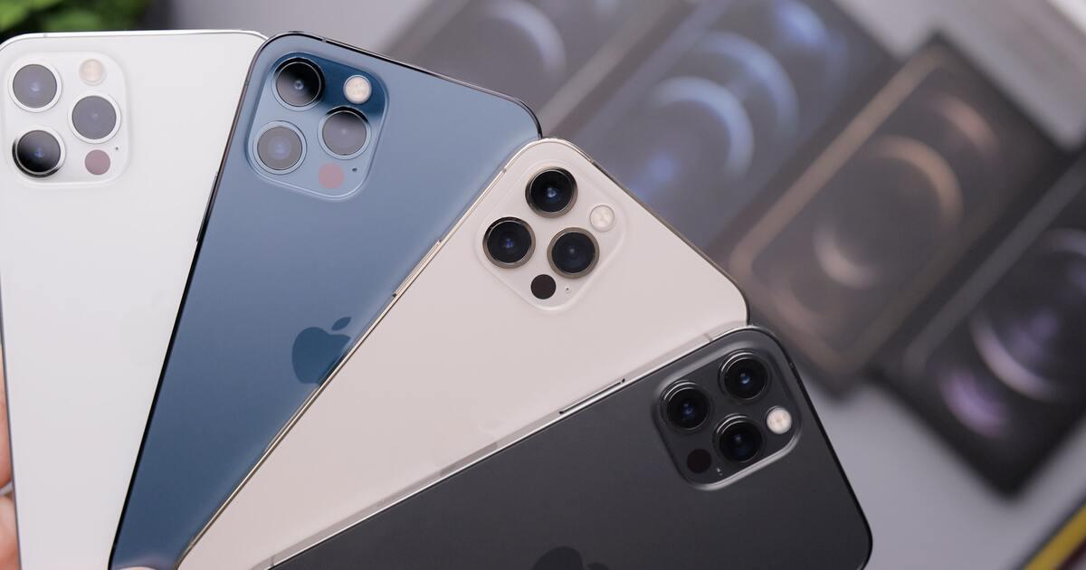 iPhone 12 продают по самой низкой цене в России
