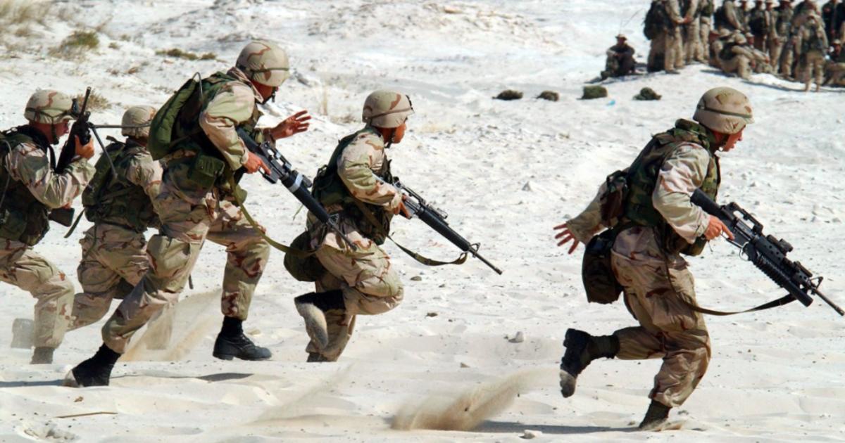 Раскрыты новые технологии американских военных