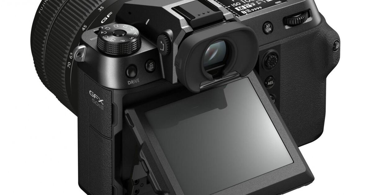 Представлена самая дешёвая среднеформатная камера