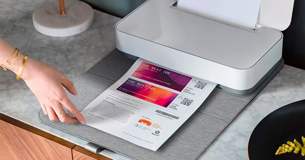 Первый принтер Huawei под управлением собственной «замены Android» впервые «засветился» на фото