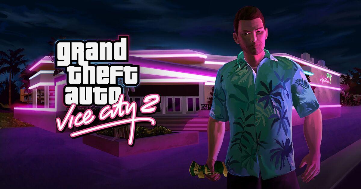Правообладатели запретили фанатам создавать GTA Vice City с улучшенной графикой под угрозой суда