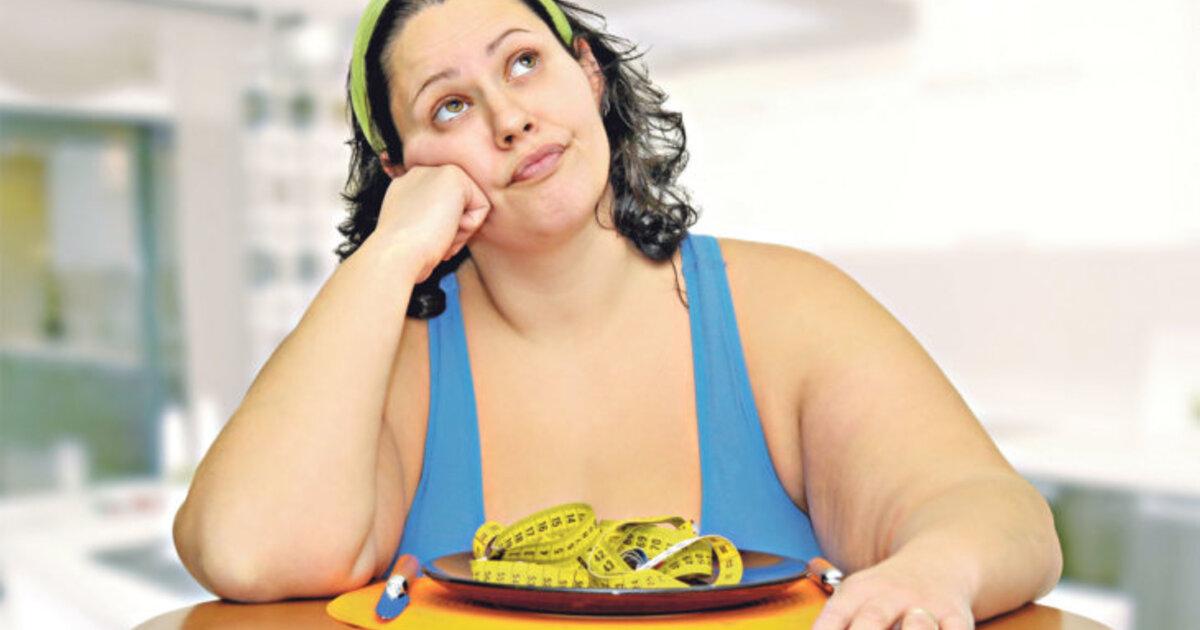 Врач рассказала, как строгие диеты мешают похудеть
