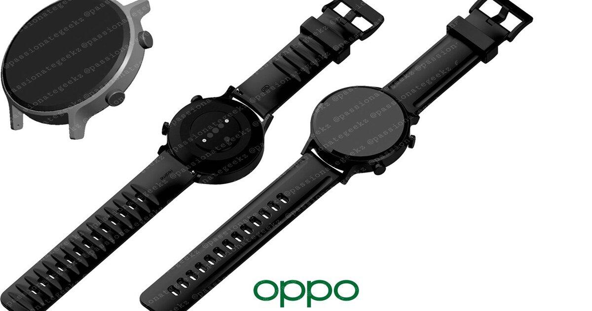 Раскрыта внешность неанонсированных «умных» часов Oppo Watch Free