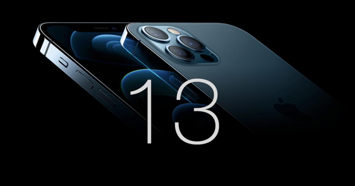 Эксперт рассказал, чего стоит ждать от новенького iPhone 13