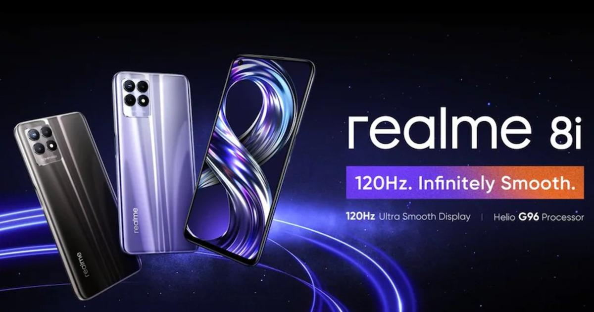 Realme выпустила бюджетный смартфон с 50 Мп-камерой и мощным процессором