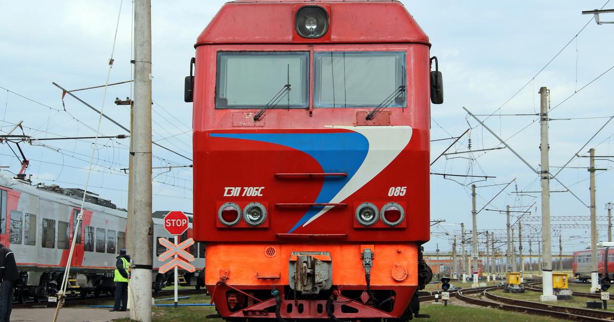 В России начнут выпускать поезда на водородном топливе