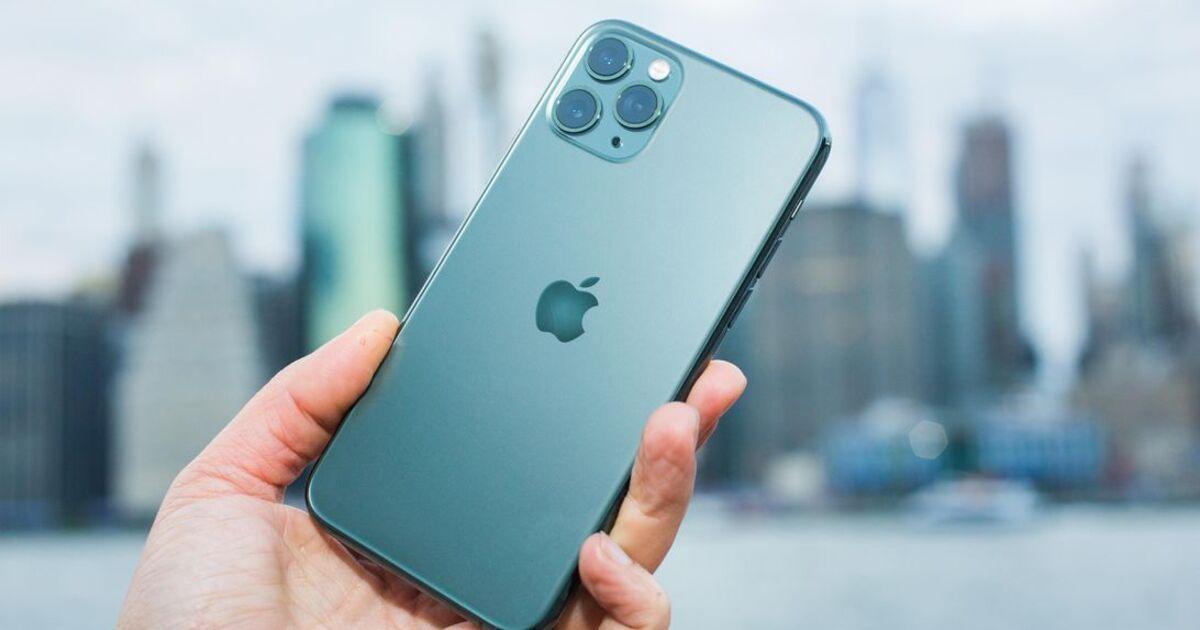 iPhone 11 Pro Max рекордно упал в цене