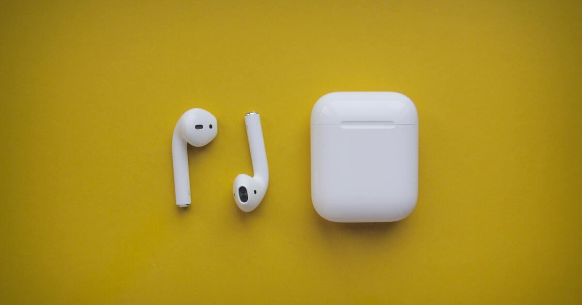Будущие наушники Apple смогут следить за здоровьем владельца