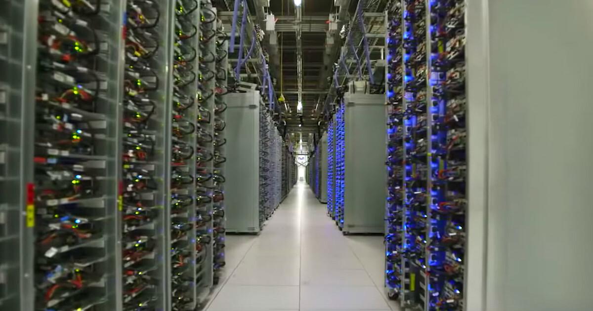 Google компенсирует населению США воду, использованную для охлаждения промышленных компьютеров