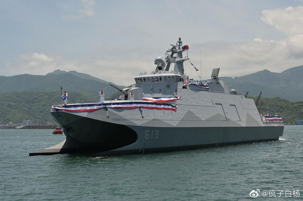 Тайвань впервые вооружился «убийцей авианосцев»