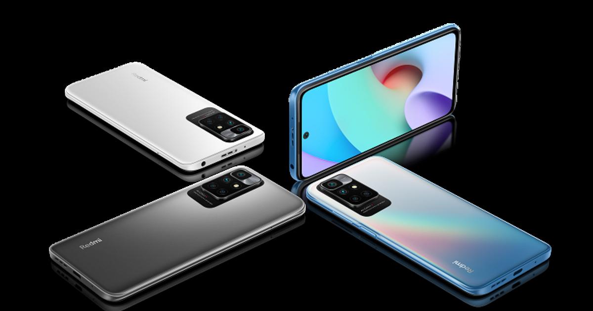 Раскрыты европейские цены смартфона Xiaomi Redmi 10