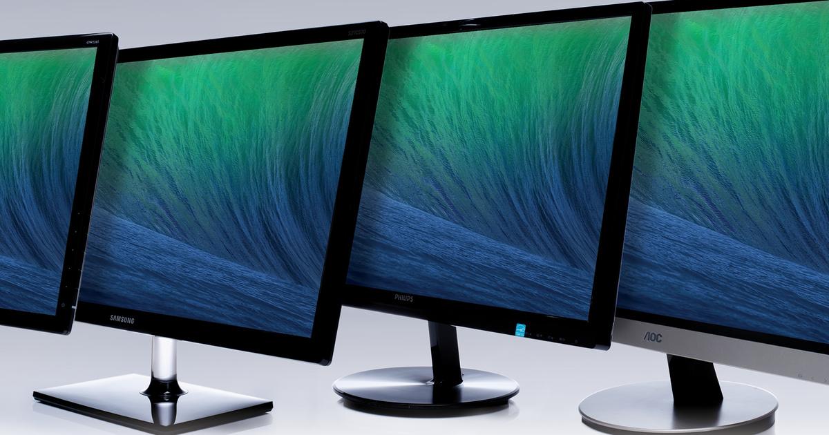 Перечислены топ-10 компьютерных мониторов