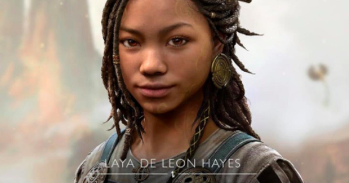 Критиков чернокожей героини в новой игре God of War назвали негодяями