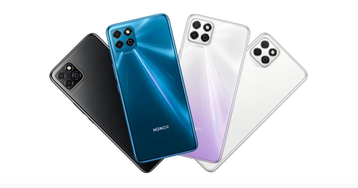 Honor выпустит Pro-модель бюджетного смартфона Honor Play 20