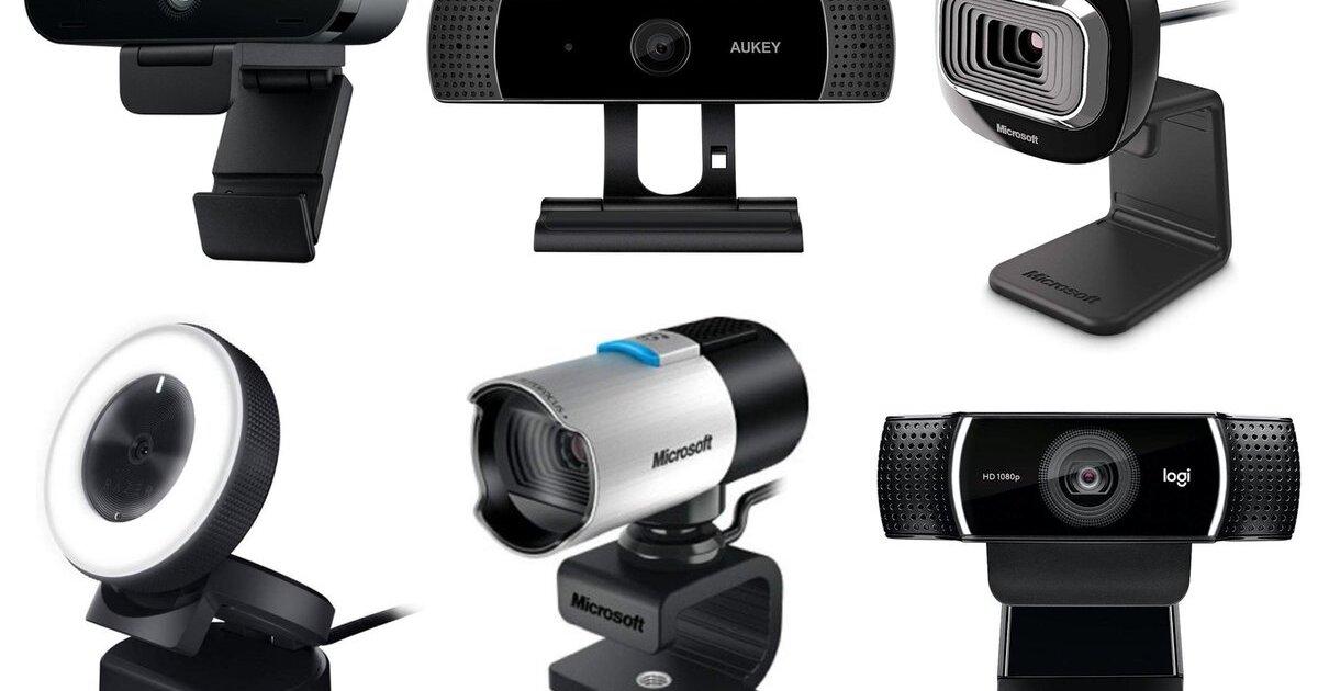 Названы 12 лучших веб-камер 2021 года