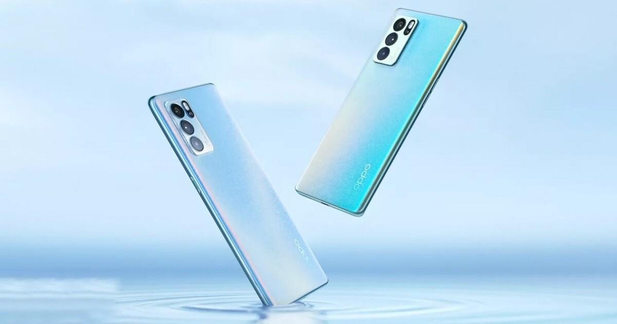 Названы плюсы и минусы нового смартфона среднего класса Oppo Reno 6
