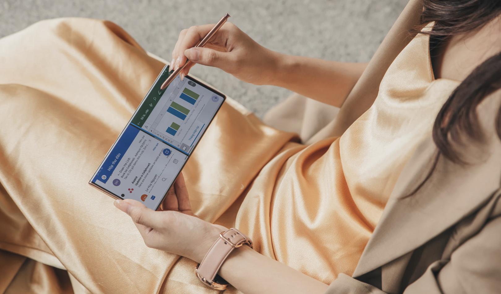 Samsung возродит смартфоны серии Galaxy Note в 2022 году