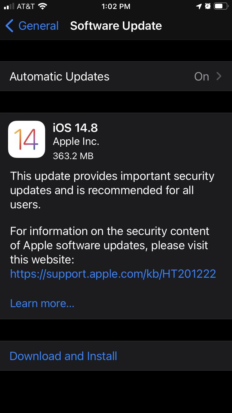 Apple экстренно добавила в iPhone защиту от слежки государственными спецслужбами