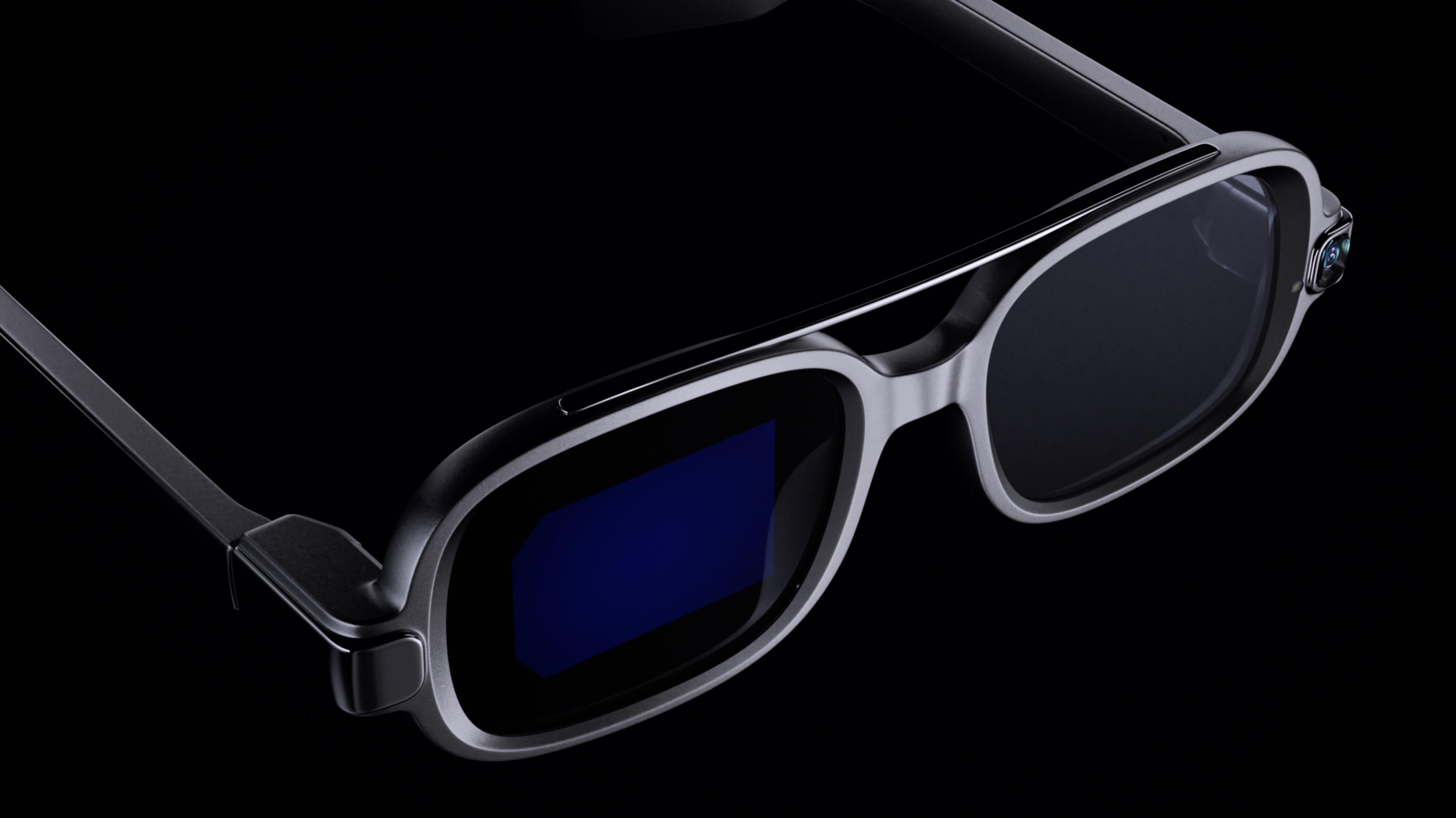 Xiaomi представила умные очки с переводом текста прямо перед глазами