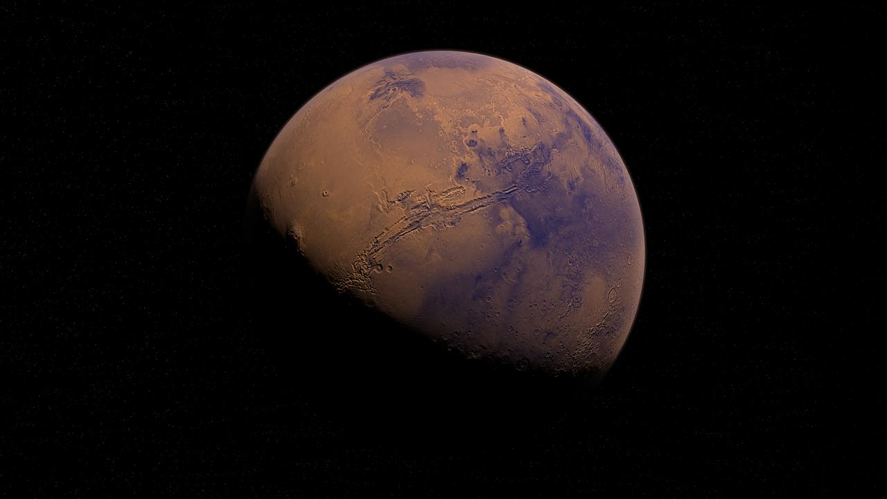Учёные предложили строить базы на Марсе из крови космонавтов
