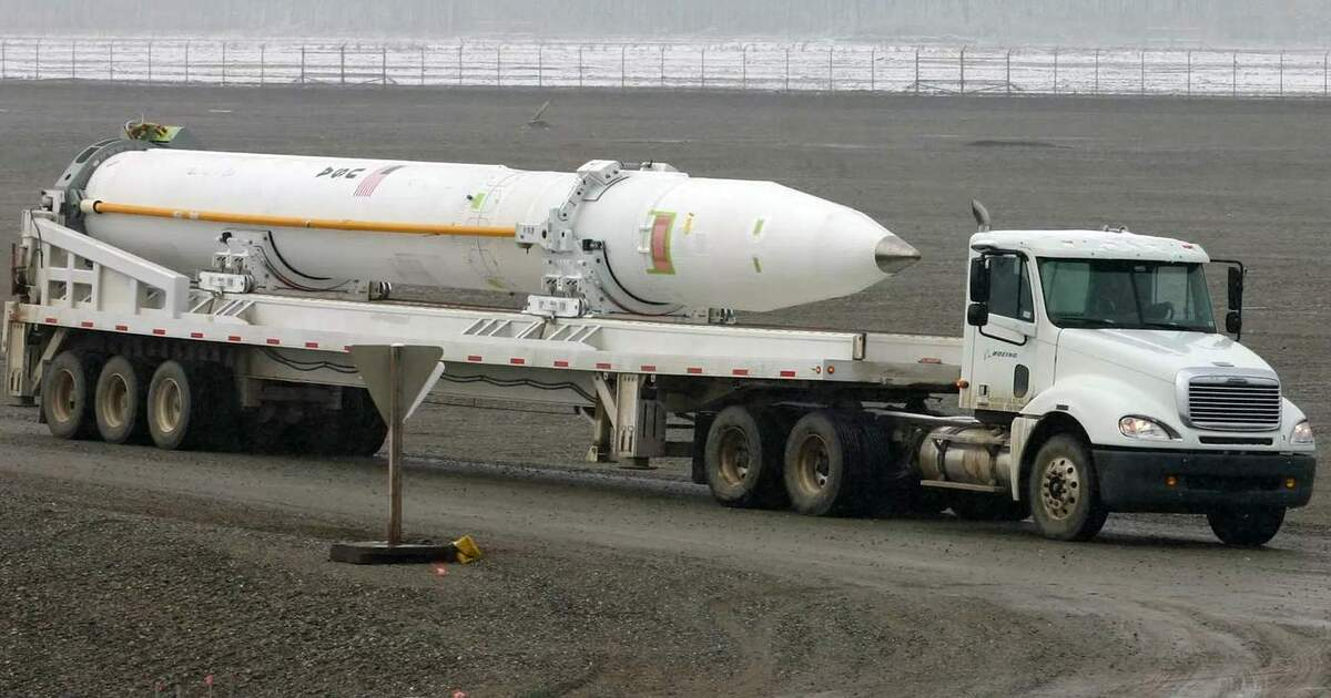 В США испытали противоракету с выбором режимов работы в зависимости от удалённости цели