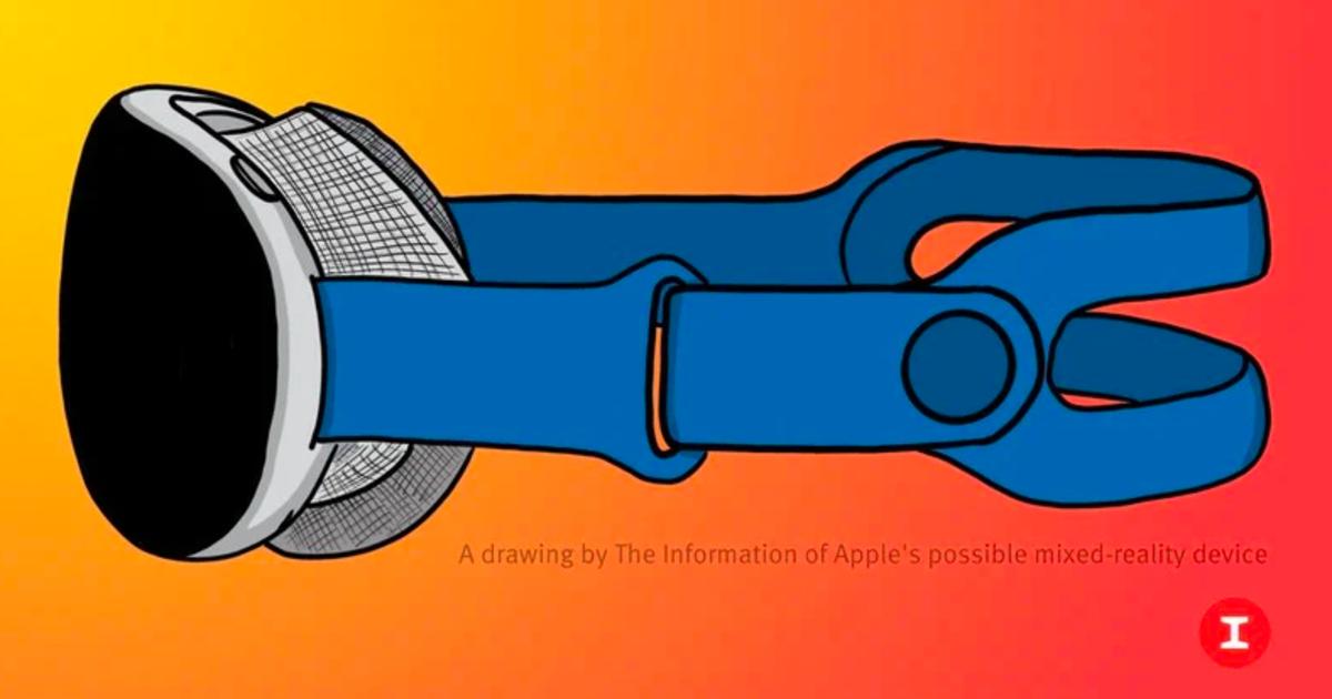 Раскрыты подробности о будущем шлеме виртуальной реальности Apple