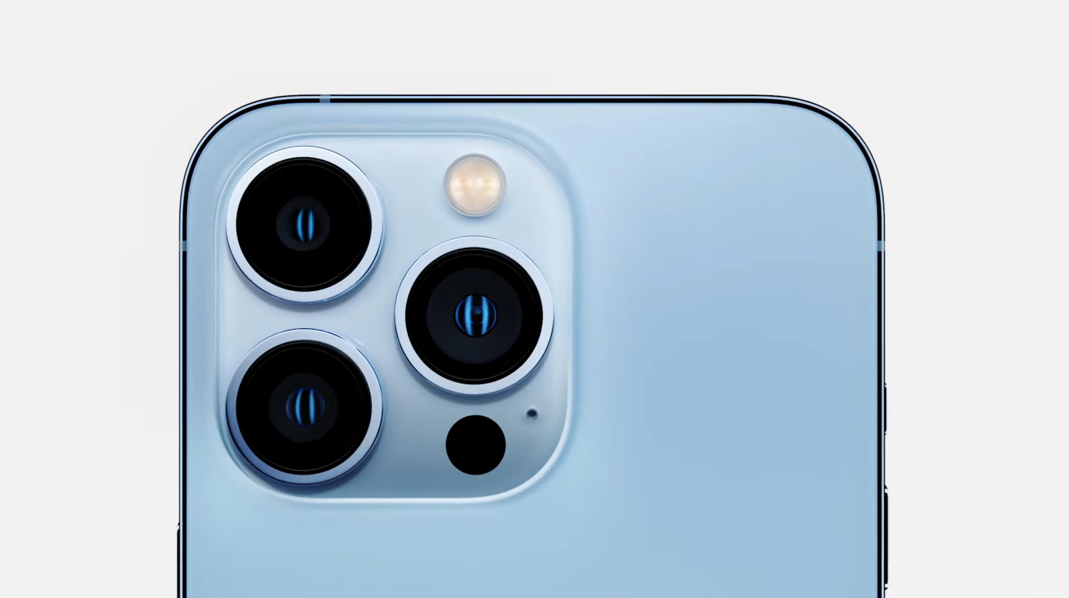 Apple представила флагманские смартфоны iPhone 13 Pro с лучшим экраном в истории