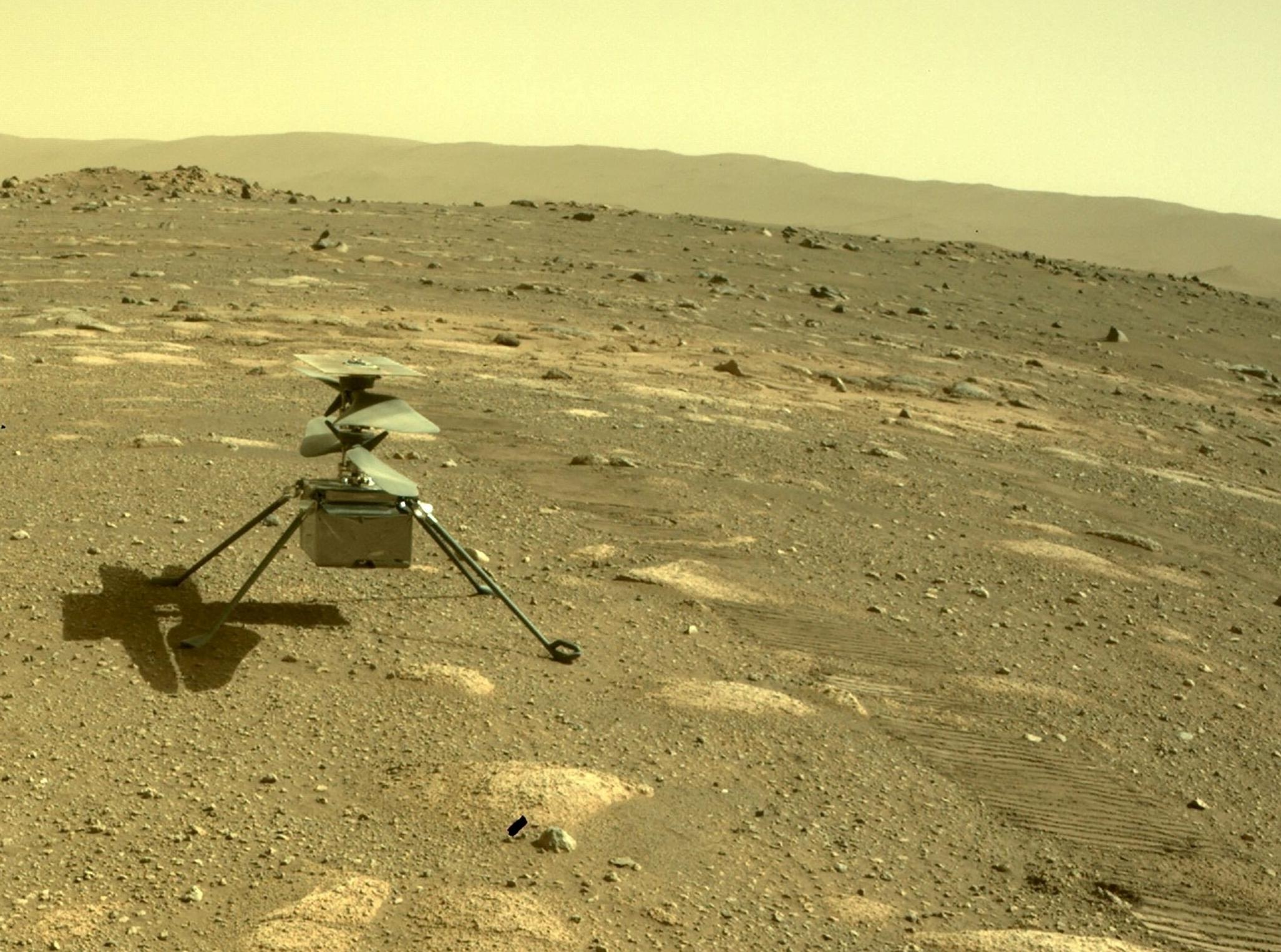 Китай запланировал изучить Марс на гиперзвуковых беспилотниках