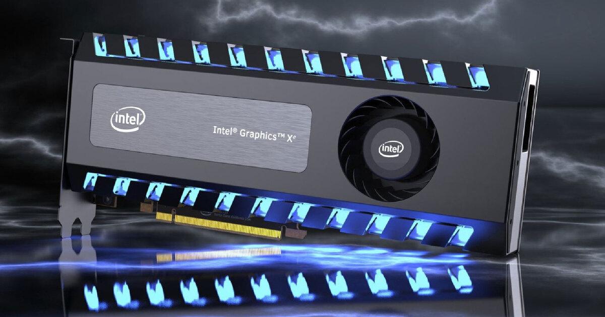 Intel наняла специалистов по разработке игр